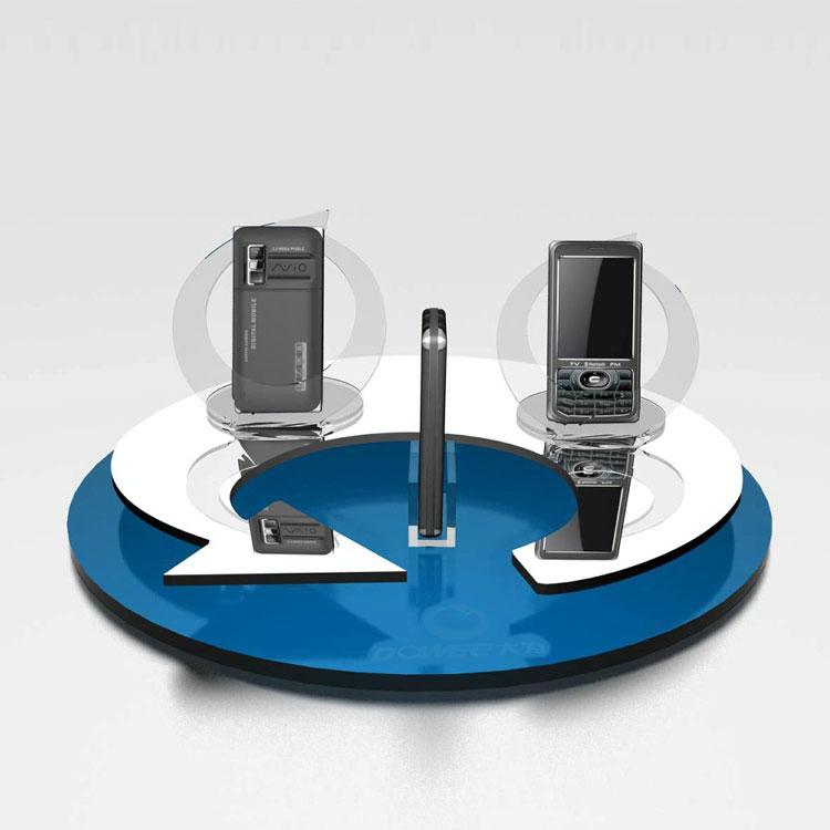 龙岗精品手机展示架