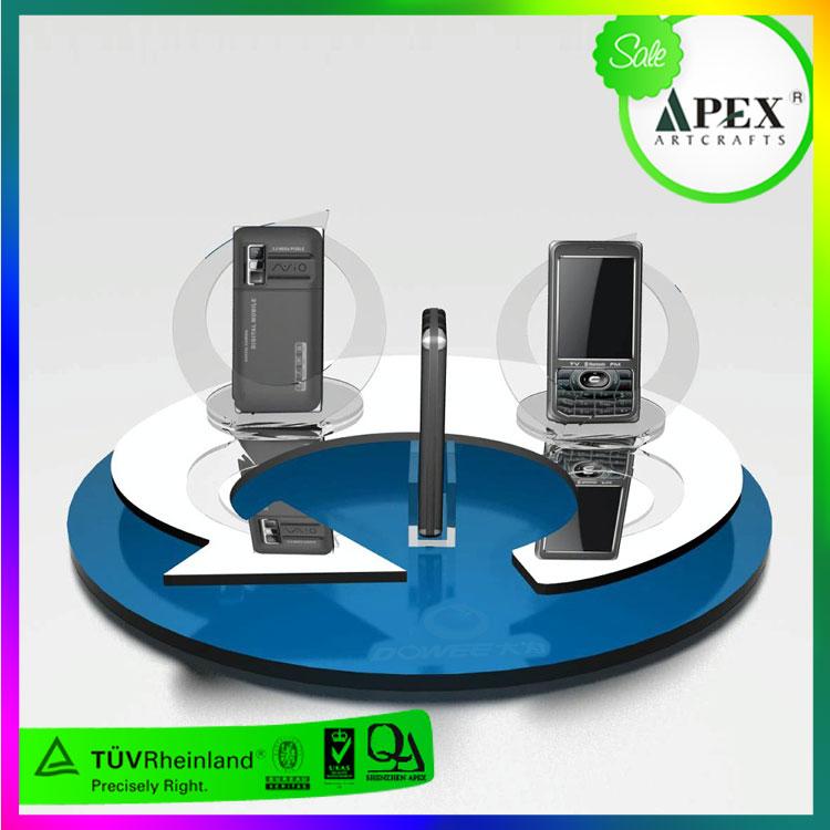 APEX定制亚克力手机电子产品展示架