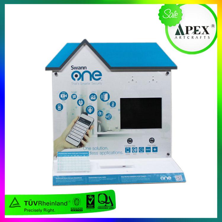 APEX亚克力手机3C电子产品展示架