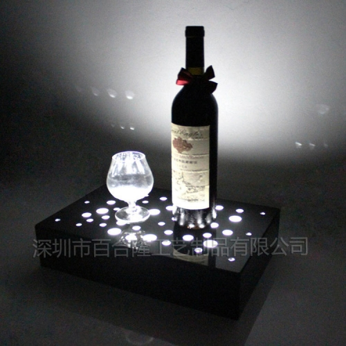 龙岗红酒展示架