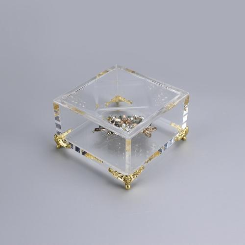 透明珠宝展示盒