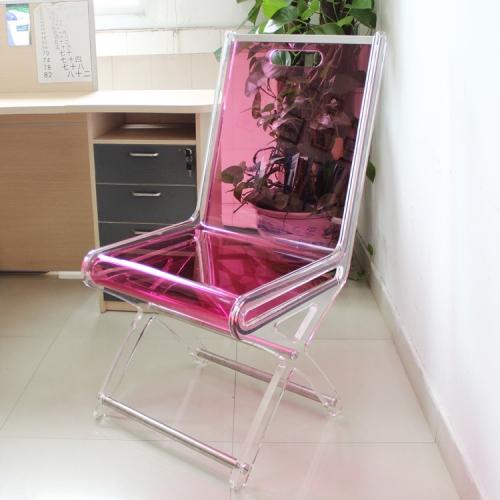 亚克力水晶靠椅