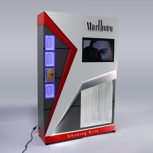 高端香烟售卖机展示陈列架