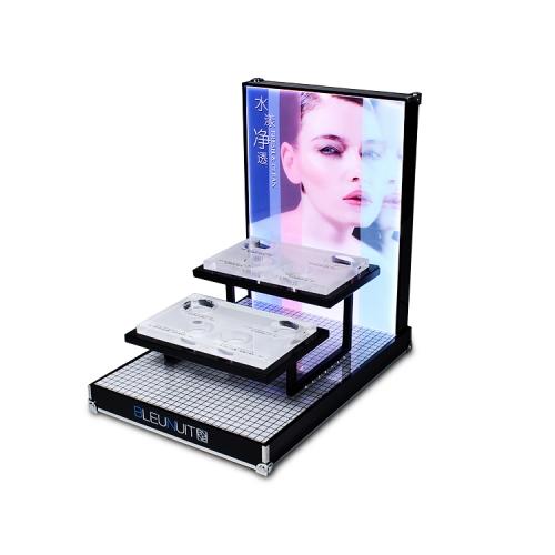 高端亚克力化妆品展示架