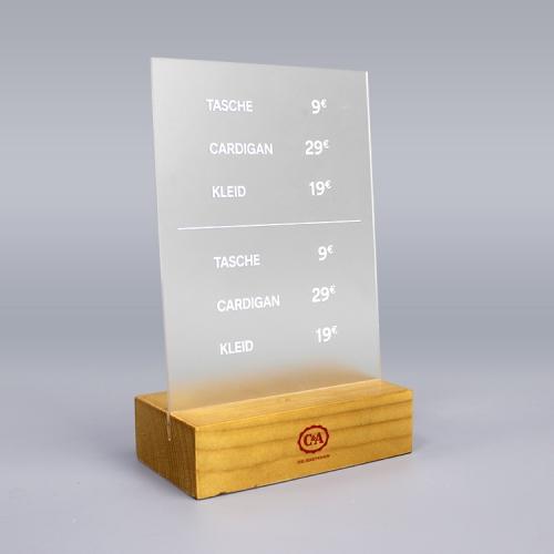 POP桌面展示牌