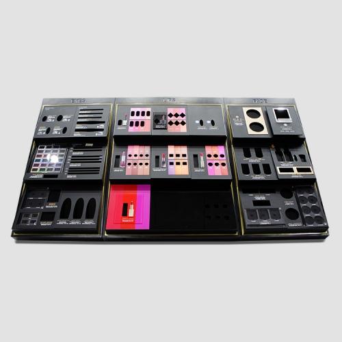 广州APEX商场彩妆展示架陈列架展示道具