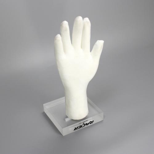 APEX 亚克力店铺手套展示台定制设计