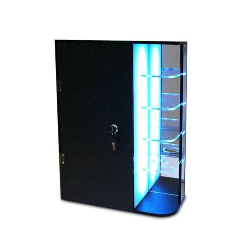 APEX厂家定制有机玻璃展示架 亚克力制品加工 亚克力陈列展示架定做