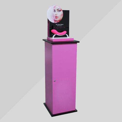 APEX亚克力按摩震动棒展示柜 有机玻璃按摩成人用品陈列架定制