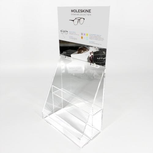 APEX透明亚克力眼镜展示架
