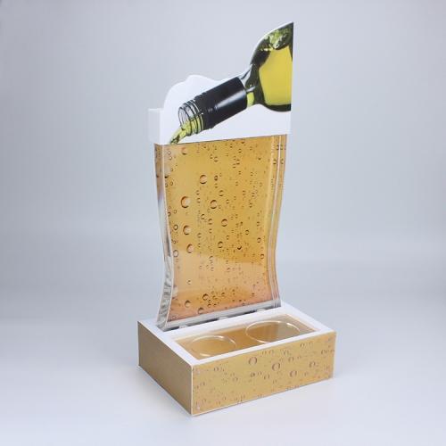LED啤酒酒类展示架