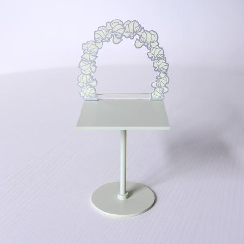 珠宝项链台面展示架