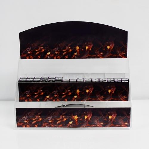 APEX定制亚克力电子烟烟油展架 3C电子产品陈列展示架