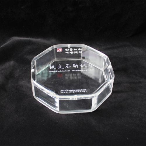 APEX亚克力透明食品包装盒
