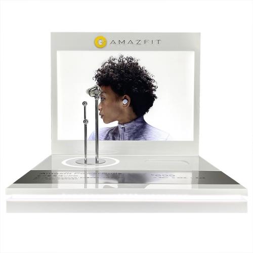 APEX定制高端耳机展示架