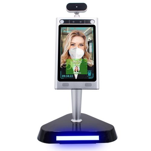 APEX亚克力定制平板人脸识别温感测试一体机