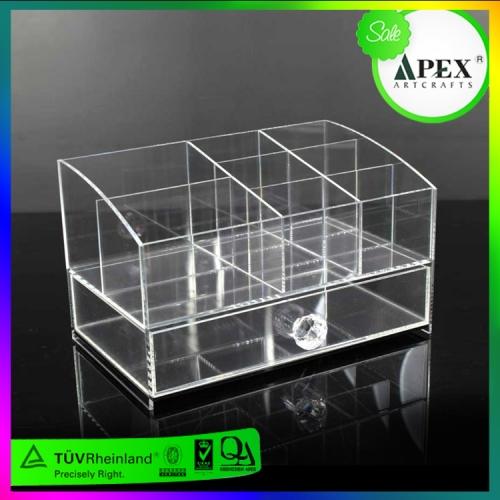 APEX亚克力化妆品鉓品日用品收纳盒