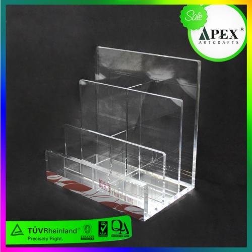 APEX珠宝店资料展示架可定制设计更换LOGO