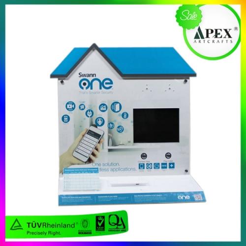 APEX定制亚克力手机3C电子产品展示架