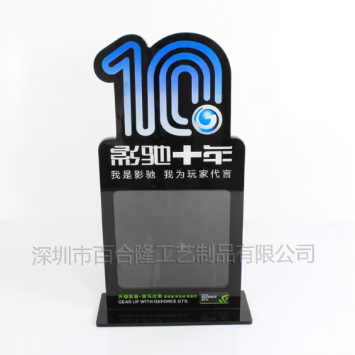 APEX定制亚克力3C电子数码产品陈列展示架