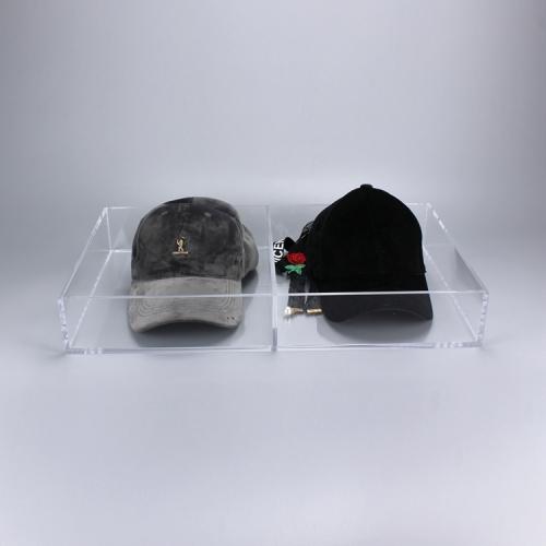 APEX亚克力衣帽鉓品展示陈列架