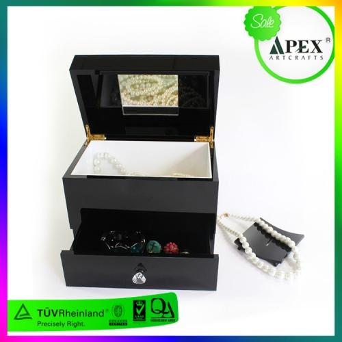 APEX珠宝防尘罩收纳盒包装盒