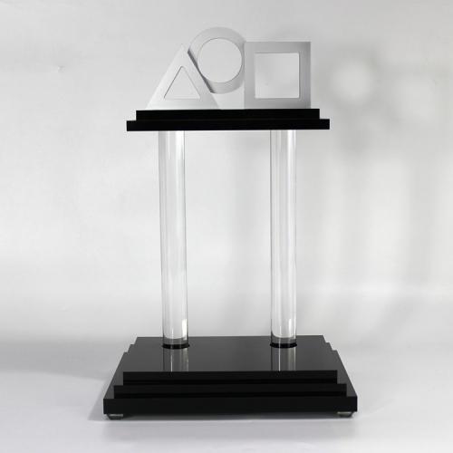 APEX高端定制亚克力奖牌奖杯工艺品底座