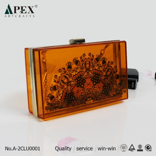 APEX工厂定制亚克力包包知名展架/柜设计服务可靠放心