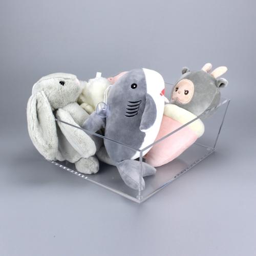 APEX定制亚克力娃娃玩偶小玩具收纳展示盒