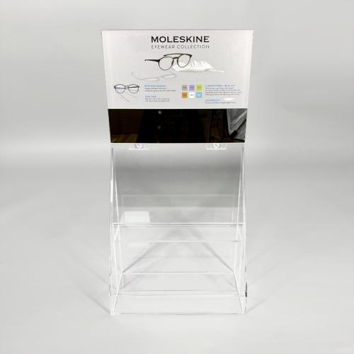 APEX定制亚克力太阳镜眼镜电子产品陈列展示架