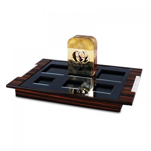 APEX亚克力镜面五格香水展示架