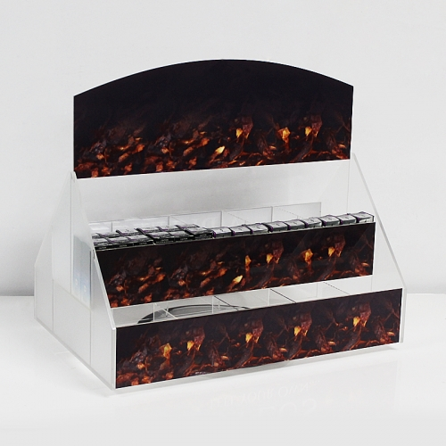 APEX定制亚克力电子烟烟具电子产品陈列收纳展示架