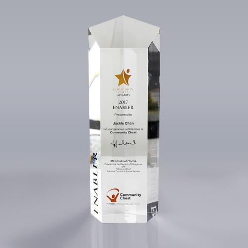 APEX亚克力奖杯