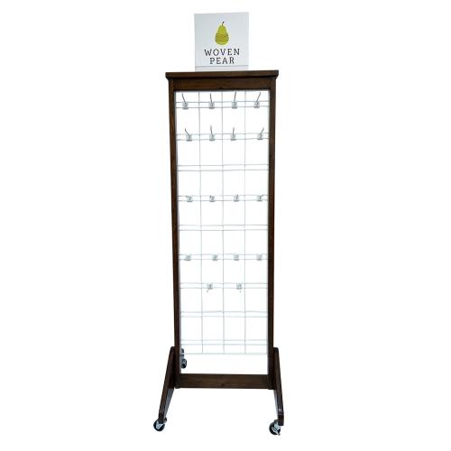 APEX金属木材饰品日用品商超货架展示架陈列展示架